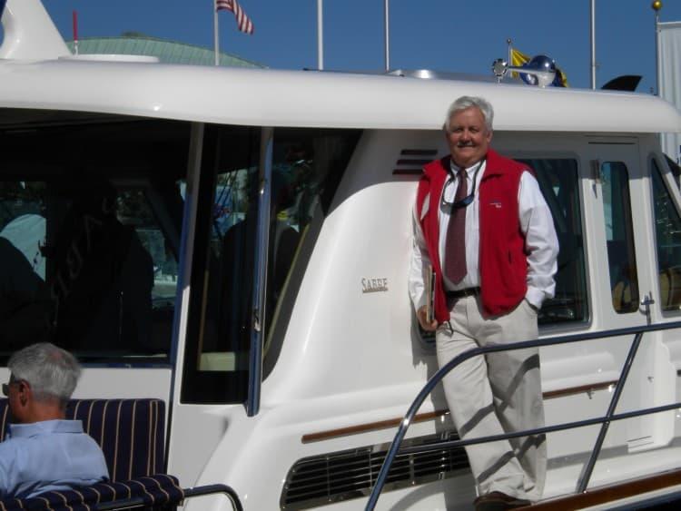 Annapolis Boat Show 2013