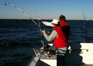 Gary Oster Fishing Trip