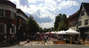 First Sunday Arts Festival in Annapolis, Maryland
