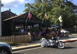 Davis Pub in the Eastport neighborhood of Annapolis