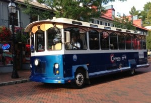Annapolis Circulator Bus