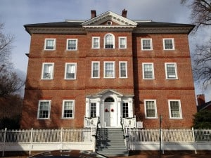 Chase-Lloyd House, an historic house in Annapolis
