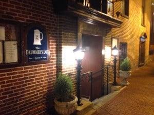 Drummers Lot Tavern, Maryland Inn, Annapolis