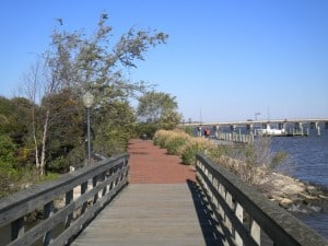 Chestertown Boardwalk