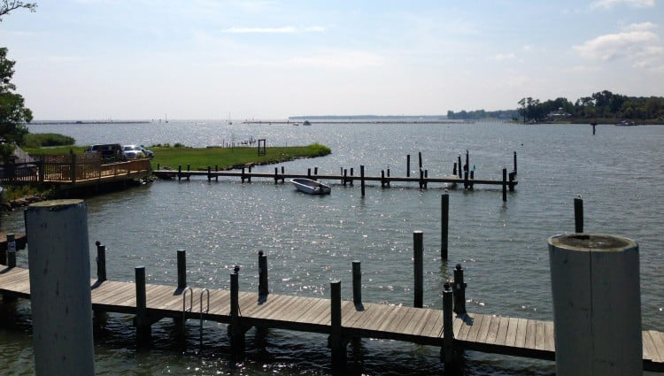 Deale, Maryland, waterfront
