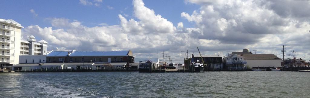 Cristfield city dock & pier