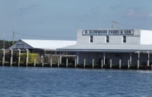 H. Glenwood Evens & Son Seafood Market