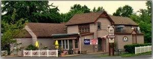 Bay Wolf Restaurant in Rock Hall