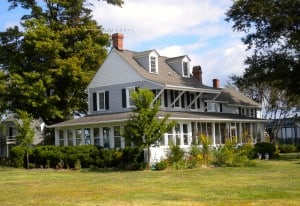 Black Walnut Inn on Tilghman Island
