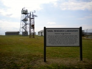 Naval Research Lab on Tilghman Island