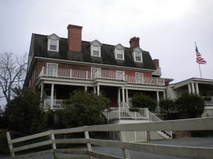 Kitty Knight House in Georgetown, Maryland