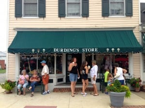 Durding's Store in Rock Hall, Maryland