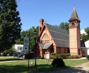 Christ Church in Stevensville