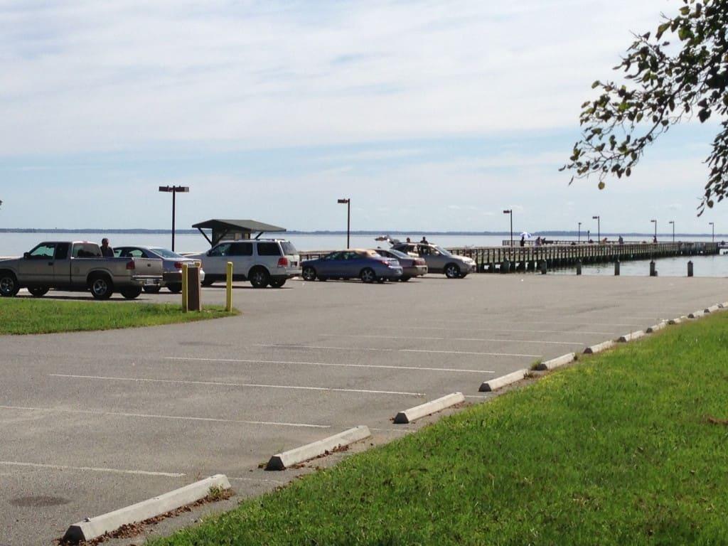 Romancoke Pier, Kent Island
