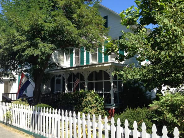 Chesapeake House on Tangier Island