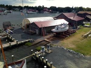 Chesapeake Bay Maritime Museum in St. Michaels