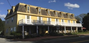 Robert Morris Inn, Oxford, Maryland