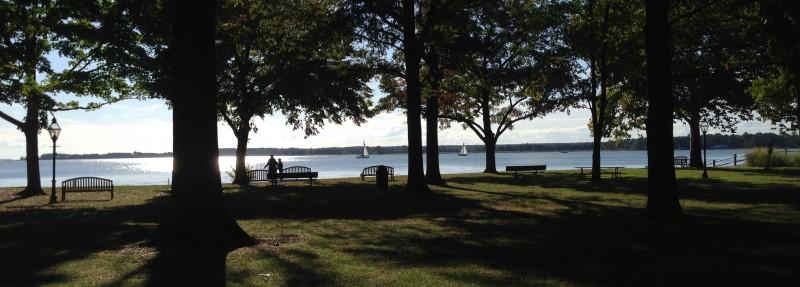 Oxford, Maryland, city park