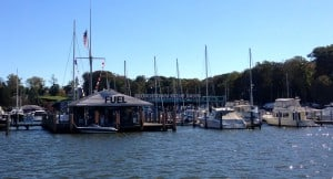 Georgetown Yacht Basin Marina on Sassafras River