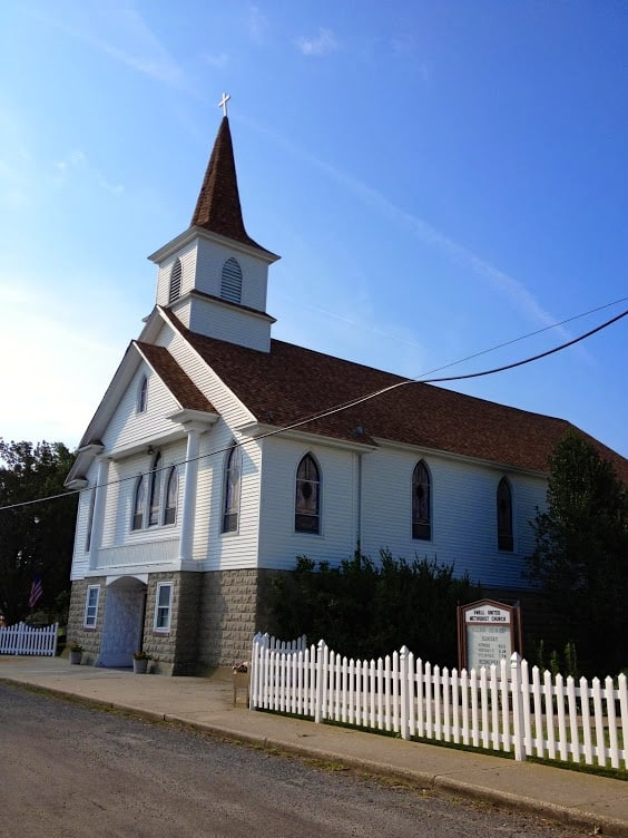 Smith Island Methodist Church
