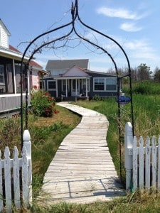 Smith Island lodging, Petit Maerin Cottage
