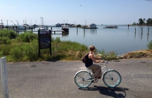 Smith Island cycling