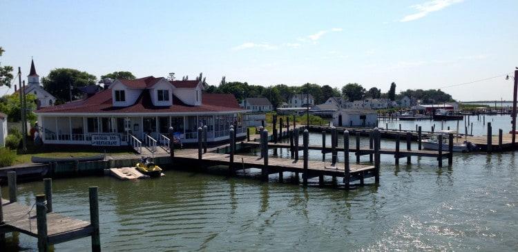 Smith Island Harbor