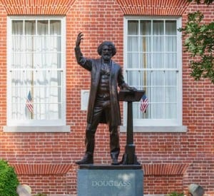 Frederick Douglass statue, Easton MD