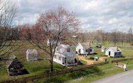Historic Village Museum in Tracys Landing
