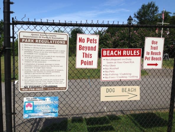 Matapeake Clubhouse and Public Beach, Kent Island, MD