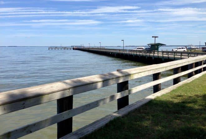 Romancoke Fishing Pier, Kent Island, MD