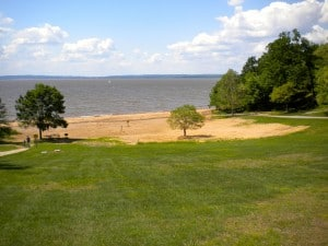 North East Beach area of Elk Neck State Park