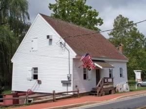 Wye Grist Mill, MD