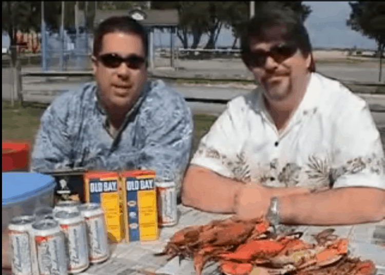 Brian Raines on How to Pick a Crab