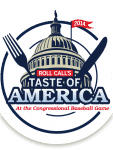 Roll Call logo-taste_america