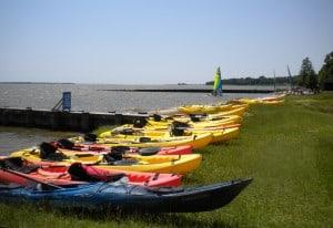 Gunpowder Falls State Park kayak rentals
