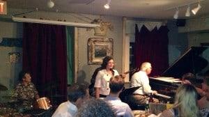 Tamara Tucker at Stars Jazz Jam