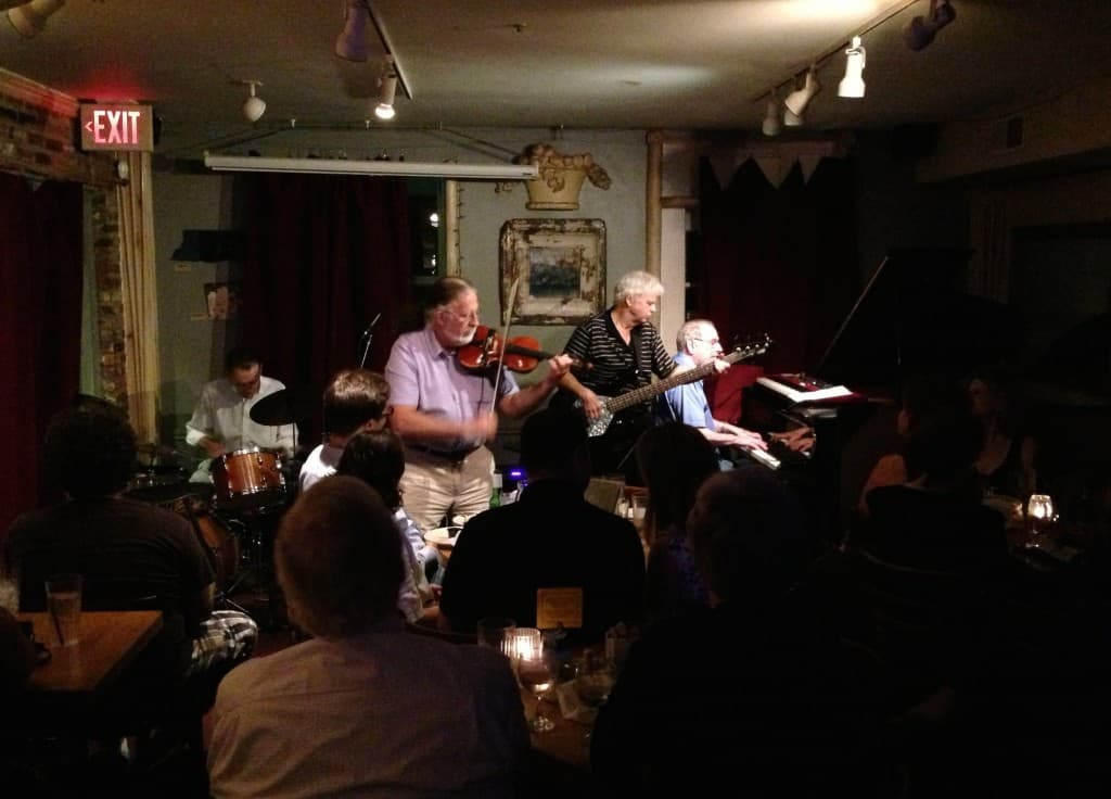 Starrs Jazz Jam, Annapolis