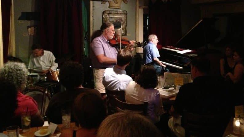 Jazz Karaoke. With A Live Back-Up Band!