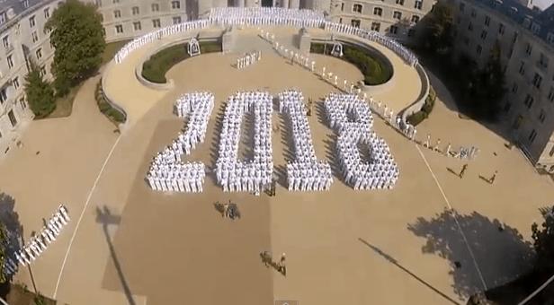 Class of 2018 of U.S. Naval Academy