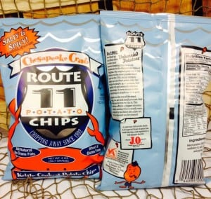 Route 11 chips & J.O. Spice