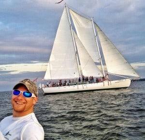 Chesapeake Bay Foundation selfies
