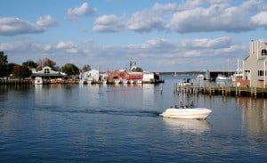 Cambridge, MD, waterfront