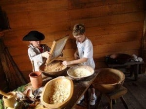 Historic London Town Colonial Cooking