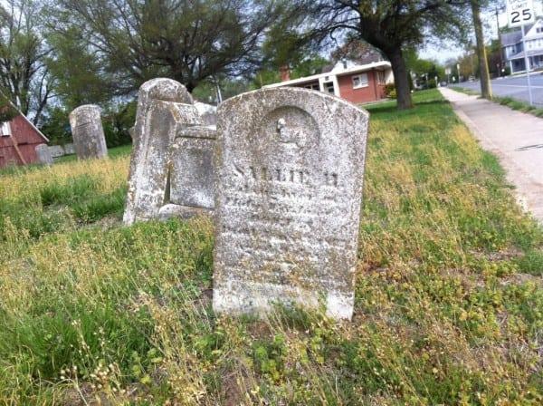 Denton, MD graveyard