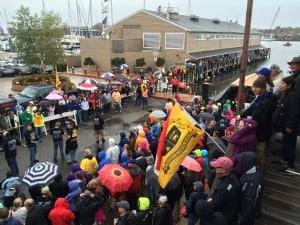 2015 Eastport vs. Annapolis Tug of War