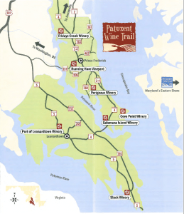 Maryland Wine Trail