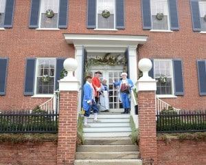 Chesterton Holiday House Tour
