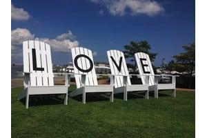 LOVEwork, Chincotague Island