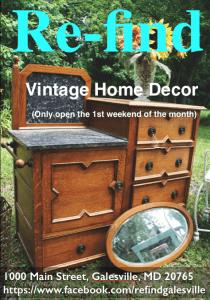 Re-Find Vintage Home Decor
